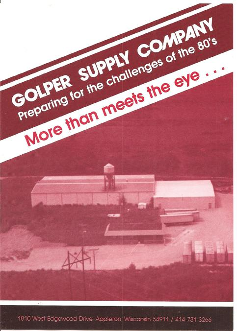 golper supply